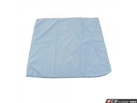 ES#3674637 - MF50G16X16BL - Microfiber Towel - Provides superior results when compared to standard towels. - Ammex - Audi BMW Volkswagen Mercedes Benz MINI Porsche