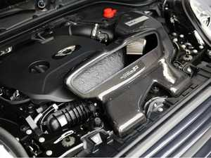 ES#3691425 - F56AIRINKT1.2 - F56/F55/F57/F54+ MINI Cooper 2.0 Cold Air Intake System V1.2 Pre LCI/POST Carbon Fiber - Ram Air Piece Only - Straight from Japan aggressive Carbon Fiber intake that has an import tuner design, this takes the v1.1 and makes it a v1.2: Ram intake - Duell Ag - MINI