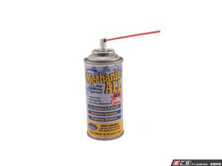 ES#3676505 - M20S-6N - DeoxIT MechanicALL Spray  - Melts away corrosion to break bolts loose faster, 5oz. - Caig - Audi BMW Volkswagen Mercedes Benz MINI Porsche