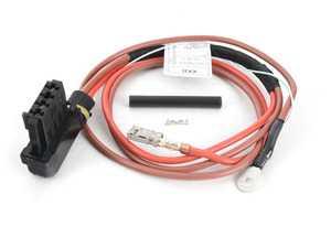 ES#3494698 - 61118716083 - HVAC Blower Motor Regulator Repair Harness - Genuine BMW - BMW