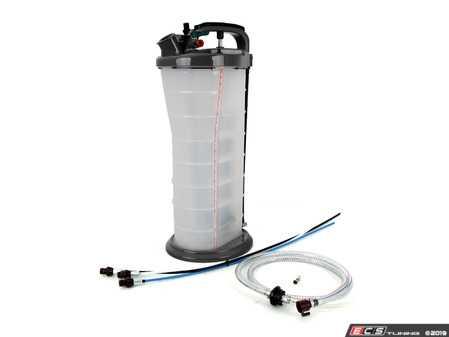 ES#3673862 - B8800001 - Fluid Extractor - Bavarian Autosport - 10 Liter, inserts into dip stick tube. - Bav Auto Tools - Audi BMW Volkswagen Mercedes Benz MINI Porsche