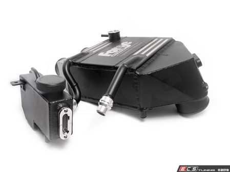 ES#3691746 - FMCC1 - F8X ChargeCooler - Lower and more consistent intake temperatures coupled with increased flow, yield phenomenal power gains. - Forge - BMW