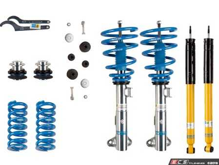 ES#2984033 - 47-100770 - B14 PSS Coilover System - Height adjustable suspension system with performance valving and application specific, progressive rate coil springs. World-famous Bilstein quality with a limited lifetime warranty! - Bilstein - Mercedes Benz