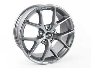 "ES#3138745 - SR016SGKT - 18"" SR - Set Of Four  - 18""x8"" ET45 5x112 - Satin Grey - BBS - Audi Volkswagen"