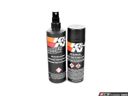 ES#3470 - 99-5000 - K&N Air Filter Recharge Kit - Aerosol - Preserve & maintain your air filter for a lifetime like it was designed to be used - K&N - Audi BMW Volkswagen Mercedes Benz MINI Porsche