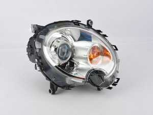 ES#3691666 - 63127270023sd - Bi-Xenon Headlight Assembly - Left - *Scratch And Dent* - Replace your faded headlight housing - Magneti Marelli - MINI