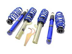 ES#3010360 - S1VW012 - Solo-Werks S1 Coilovers - Set your vehicle low and tight for optimal performance - Solo-Werks - Audi Volkswagen