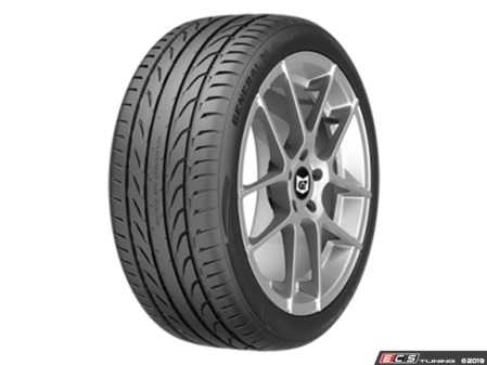 ES#4004415 - 15492980000KT - General G-Max RS - 235/35ZR19 - Set Of Four - Ultra High Performance Summer Tire, Service Desc: 91Y, Load Range: XL, UTQG: 360 AA A - General Tire -