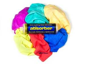 "ES#3674246 - CH149 - The Absorber - 27""x 17"" - Ideal for vehicles, boats, personal drying, dogs, household chores and more! - CleanTools - Audi BMW Volkswagen Mercedes Benz MINI Porsche"