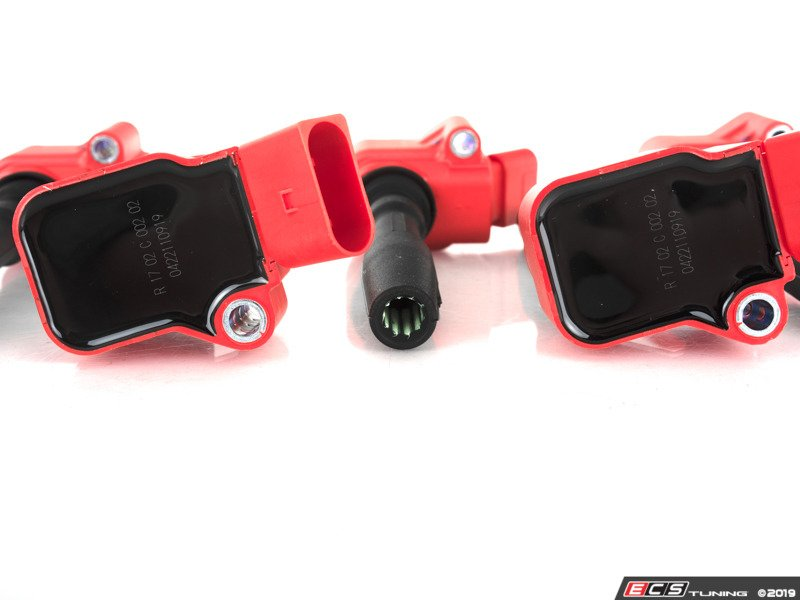 ECS News - New Gen3 Red Top Coil Pack Kits Available Now At ECS