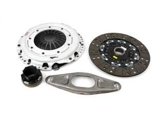 ES#3622143 - 03075-HD0F-D - FX250 Stage 2 Clutch Kit - More holding power with a sprung organic/fiber tough disc - Clutch Masters - BMW