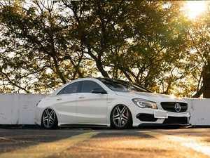 ES#3698331 - CLAGLA25045 - Build Your CLA / GLA Performance Air Suspension Kit - Customize your Air Suspension system for your Mercedes CLA/GLA - Air Lift - Mercedes Benz