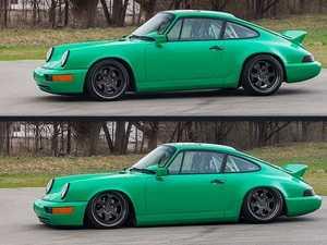 ES#3698448 - 964AIRPDK - Build Your 964 Performance Series Air Suspension Kit - Customize your Air Suspension system for your Porsche 964 - Air Lift - Porsche