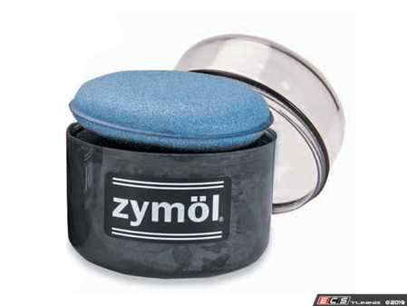 ES#3675197 - ZYM117 - Zymol Ebony Wax - 8 oz - Professional advanced color corection. - Zymol - Audi BMW Volkswagen Mercedes Benz MINI Porsche