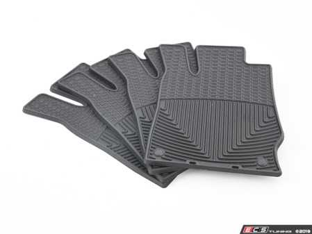 ES#2909159 - 8ACSTRSET1 - Floor mat style coaster - pack of 4 - Pack of 4 WeatherTech floor mat style coasters - WeatherTech - Audi BMW Volkswagen Mercedes Benz MINI Porsche