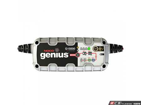 ES#3674397 - G15000 - UltraSafe Battery Charger with JumpCharge Engine Start  - 12/24V 15000mA - NOCO - Audi BMW Volkswagen Mercedes Benz MINI Porsche