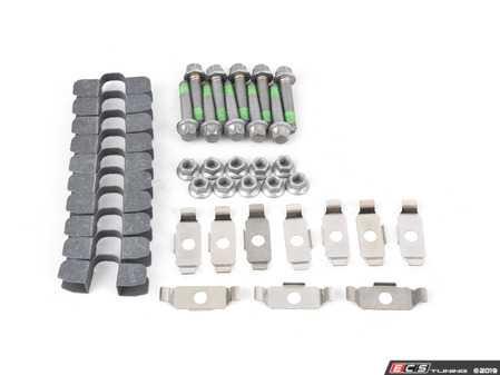 ES#2986533 - 915508 - Disk Hardware Pack - Priced Each - One required per rotor - Brembo - Audi BMW Volkswagen Mercedes Benz MINI Porsche