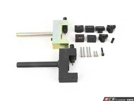 ES#3610340 - CTA1095 - Benz Timing Chain Riveting Tool Set - The Separating Tool and Riveting tool allow quick and easy splitting and re-connection of timing chains - CTA Tools - BMW Mercedes Benz
