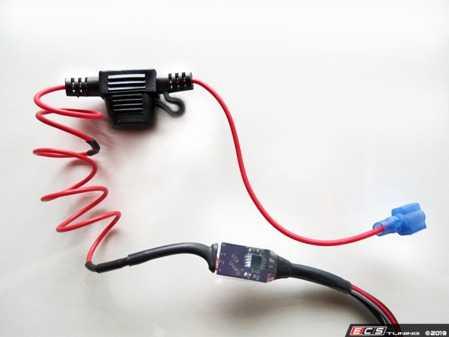 ES#3618533 - MM-2 - MicroModule Spoiler Prevention Device - Turn off that spoiler warning! - RennKit - Porsche