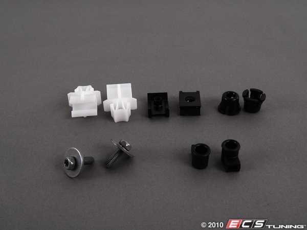 ES#172708 - 63126904664 - Headlight Repair Kit - Priced Each - Each kit will repair 1 headlight  - Genuine BMW - BMW