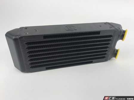 ES#3477957 - 8119 - Universal Dual-Pass Oil Cooler - M22 x 1.5 connections - 13'L x 4.75'H x 2.16'W - CSF -