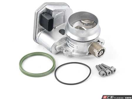 ES#3647917 - 11717804384KT - Throttle Body Kit - Includes new throttle body, gaskets and hardware - Assembled By ECS - BMW