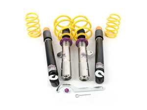 ES#2792634 - 152200agKT - KW V2 Series Coilover Kit - Without EDC F56/F57 - Variant 2 coilovers offer sport handling with adjustable rebound dampening - KW Suspension - MINI