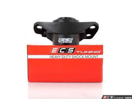 ES#3579760 - 016554ECS02 -  Heavy Duty Rubber Rear Shock Mount - Priced Each - Enhance the longevity and improve your handling on your VW with our in-house designed HD rubber shock mount - ECS - Audi Volkswagen