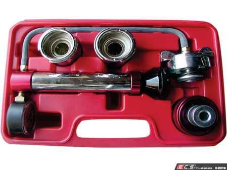 ES#2939880 - CTA7050 - RAD PRESSURE TESTER KIT - See adpator set required for Euro Cars.(ES3690615) - CTA Tools - Audi BMW Volkswagen Mercedes Benz MINI Porsche
