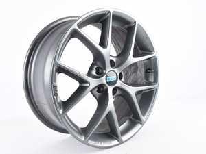 "ES#3691961 - SR016SGsd - 18"" SR Wheel - Single Wheel - *Scratch And Dent* - *Please see description prior to ordering* 18""x8"" ET45 5x112 - Satin Grey - BBS - Audi Volkswagen"
