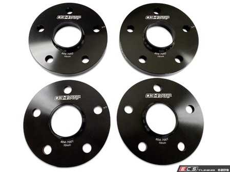 ES#3699110 - 034-604-7012 - Dynamic+ Flush Wheel Spacer Kit - The perfect solution for getting that smooth, flush look with stock wheel fitment. - 034Motorsport - Volkswagen