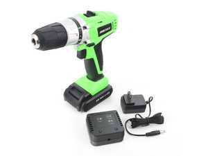 ES#3672068 - OEM24660 - 20 Volt Cordless Drill Kit - Take anywhere cordless drill - OEM Tools - Audi BMW Volkswagen Mercedes Benz MINI Porsche