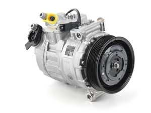 ES#179652 - 64529122618 - A/C Compressor - Keep your BMW cool with this new compressor - Genuine BMW - BMW
