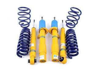 ES#3647938 - E9XMCUPKT - Performance Suspension Cup Kit - Sport - German components for your German car - Bilstein B8 Performance Plus dampers paired with H&R Sport springs. Limited lifetime warranty. - Assembled By ECS - BMW