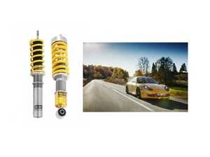 ES#3523584 - POSMI10 - 2004-2005 996 GT3 Road and Track Coilover System - hlins Road & Track suspension gives our customers a true racing experience - Ohlins - Porsche