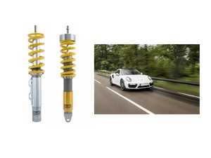 ES#3706341 - POSMS00 - 2013-2019 991 Carrera 4 / 4S Road And Track Coilover System - hlins Road & Track suspension gives our customers a true racing experience - Ohlins - Porsche