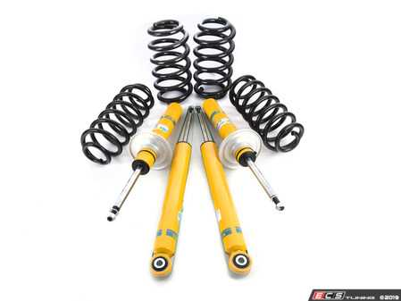 ES#3176028 - 46-188090 - B12 Suspension Cup-Kit - Brought to you by the shock experts at Bilstein and the spring professionals at Eibach! - Bilstein - Audi