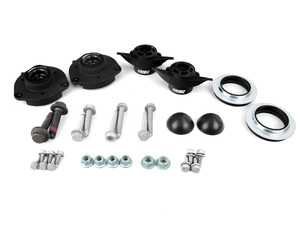 ES#3698716 - 016554ECS02-01KT - ECS Heavy Duty Cup Kit/Coilover Installation Kit - Includes all the necessary suspension parts that should be replaced while installing new shocks/struts, cupkit or coilovers - ECS - Volkswagen