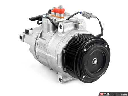 ES#3522013 - 64529399060 - A/C Compressor  - With Magnetic Clutch - Denso - BMW