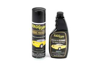 ES#3678278 - 1165ktKT - RaggTopp Convertible Top Care Kit - Protects from tree sap, bird droppings, acid-rain and a host of other contaminants. - RaggTopp - Audi BMW Volkswagen Mercedes Benz MINI Porsche