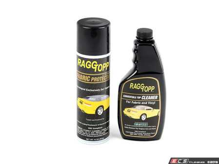 ES#3678278 - 1165ktKT - RaggTopp Convertible Top Care Kit - (NO LONGER AVAILABLE) - Protects from tree sap, bird droppings, acid-rain and a host of other contaminants. - RaggTopp -