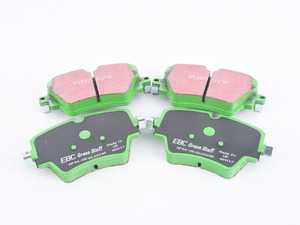 ES#3663703 - DP22245 - Front GreenStuff Performance Brake Pad Set - Upgrade to EBC pads in your MINI - EBC - MINI