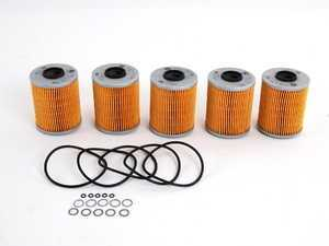 ES#1892610 - 11421730389 - Oil Filter, Pack Of 5 - Stock Up And SAVE! - Genuine BMW - Genuine BMW - BMW