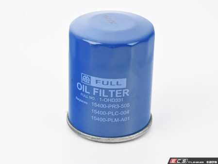 ES#261503 - 15400-PLM-A01 - Oil Filter - Priced Each - Full -