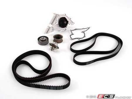 ES#3327 - 078198579 V2 - ECS Tuning Timing Belt Kit - Ultimate - Everything you need for a complete timing belt job. Buy it all together & save. - Assembled By ECS - Audi