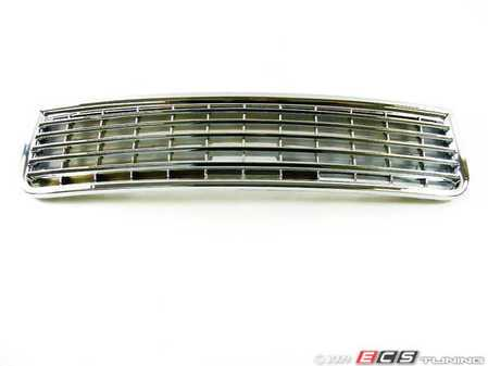 ES#250874 - FKSG264 - Badgeless Grille - All Chrome - Stand apart from the rest of the badgeless grille crowd with this FK all chrome sport grille - FK -