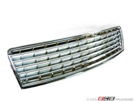 ES#250889 - FKSG271 - Badgeless Sport Grille - Chrome - All chrome styling for a custom look - FK -