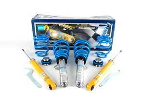 ES#10798 - 47-249134 - B14 PSS Coilover System - Height adjustable suspension system with performance valving and application specific, progressive rate coil springs. World-famous Bilstein quality with a limited lifetime warranty! - Bilstein - BMW