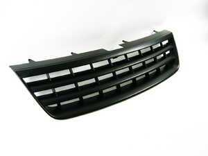 ES#2877761 - GRVWT1B - Badgeless Grille - Black - Quickly and easily add style to your ride - ECS - Volkswagen