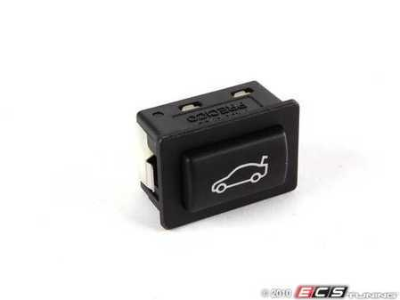 ES#1903933 - 61319200316 - Trunk Latch Switch - Replace your faulty or faded switch - Genuine BMW - BMW